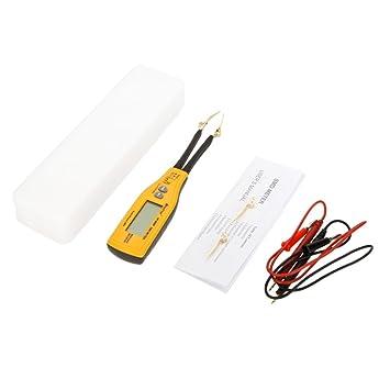 XuMarket (TM) holdpeak HP-990B Rango automático SMD Medidor ...