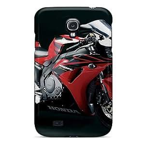 Galaxy S4 Hard Back With Bumper Silicone Gel Tpu Case Cover Honda Cbr1000rr