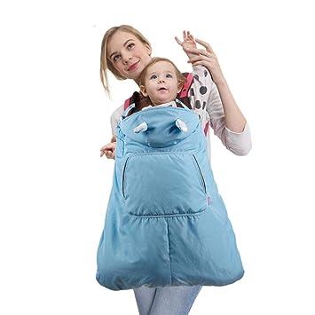 per Sac à Dos Porte-bébé avec Capuche couvertures Thermiques pour bébés  Porte-bébé ce7c60c6c2f