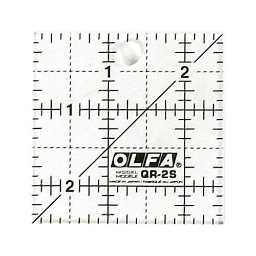 6 x 24 Zoll Olfa QR624 Quilten Lineal Anti-Rutsch