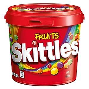 Skittles Fruit Party Bucket 720g