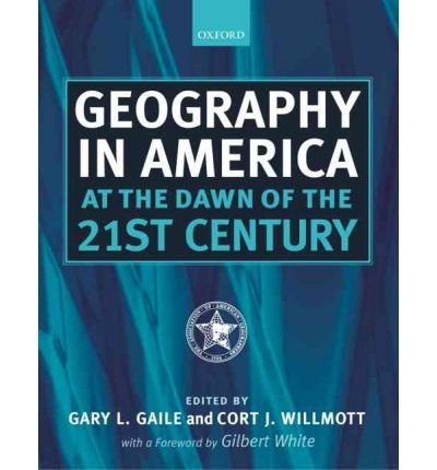 Download Geography in America at the Dawn of the 21st Century (Paperback) - Common pdf