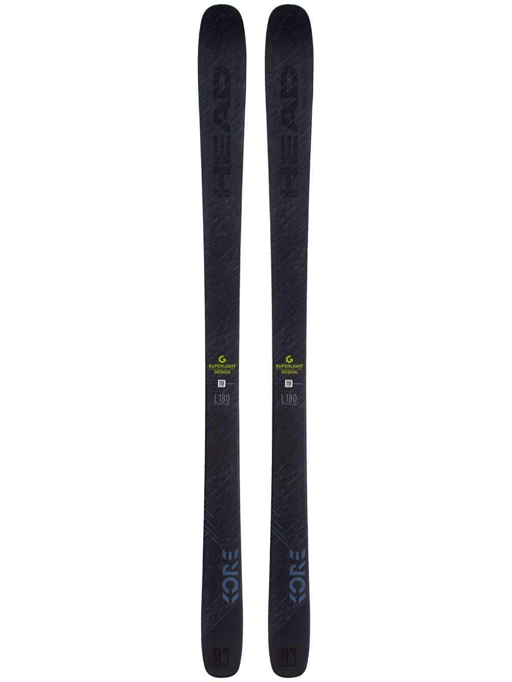 HEAD Kore 93 Skis 2019/189 by HEAD