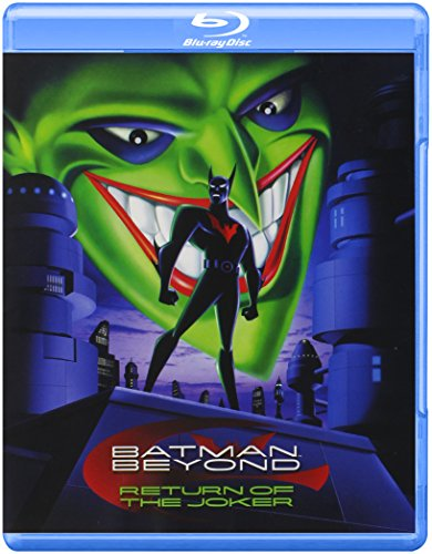 Blu-ray : Batman Beyond: The Return Of The Joker (Dolby, AC-3)