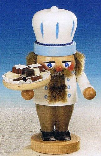 German Christmas Nutcracker Gingerbread baker - 25 cm / 10 inches - Steinbach