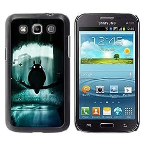 Design for Girls Plastic Cover Case FOR Samsung Galaxy Win I8550 Totoro OBBA