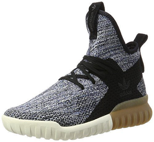 X Top Blue Tubular High Black Core adidas Black Trace Blue Primeknit Trainers Men Tactile qCxEA