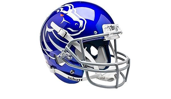 Riddell Boise State Broncos Officially Licensed NCAA Speed Full Size Replica Football Helmet