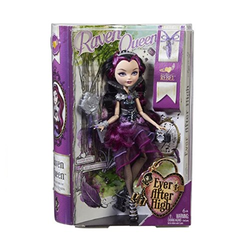 Midi Shopping - MATTEL EVER AFTER HIGH POUPEE - Bambola Raven Queen