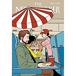 The New Yorker, April 4th 2016 (Lauren Collins, Dana Goodyear, David Remnick)