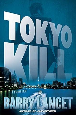 book cover of Tokyo Kill