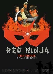 Red Ninja 3 Film Set