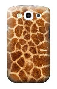 S0422 Giraffe Skin Case Cover For Samsung Galaxy S3