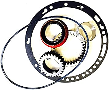 TH350 Turbo 350 Transmission Pump Repair Set with .725 Gear Set
