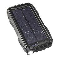 Solar Charger 25000mAh,WBPINE Power Bank...
