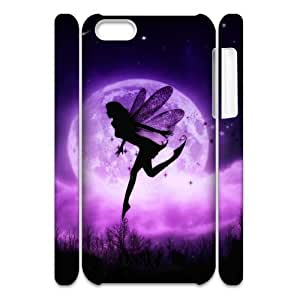 GGMMXO Night Fairy Shell Phone Case For Iphone 5C [Pattern-1]