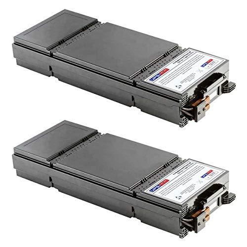 SRT96BP Battery Pack - Compatible Replacement cartridges for The APC Smart-UPS SRT 96V 3kVA by UPSBatteryCenter