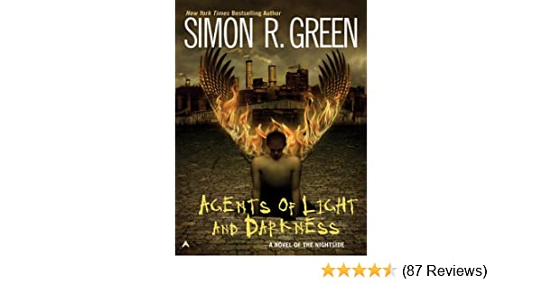 Agents Of Light And Darkness Nightside Series Book 2 Kindle