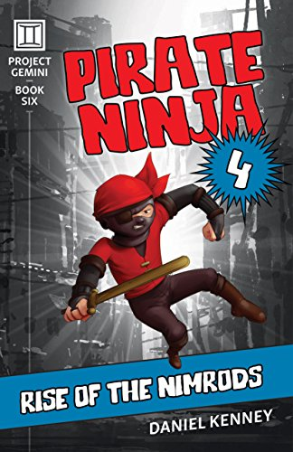 Amazon.com: Pirate Ninja 4: Rise of the Nimrods (Project ...