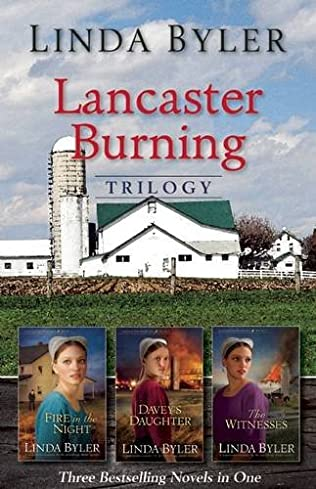 book cover of Lancaster Burning Trilogy