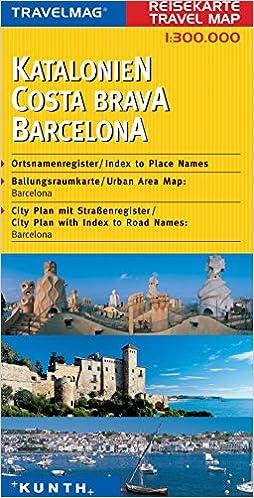 Amazon.com: Catalonia & Costa Brava & Costa Dorada (Spain) 1 ...