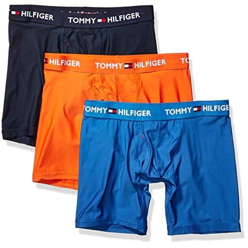 Tommy Hilfiger Mens Underwear Everyday Micro Multipack Briefs
