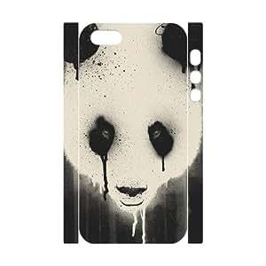 SOPHIA Phone Case Of pandas illustration cute girl For iPhone 5,5S