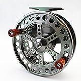 CNC MACHINED Aluminum Center PIN CENTERPIN Float Fishing Reel 108MM 4 1/4 INCH Steelhead Salmon Trotting Fishing