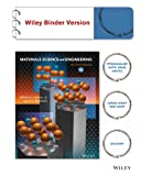 img - for Materials Science and Engineering: An Introduction 9e Binder Ready Version + WileyPLUS Registration Card book / textbook / text book
