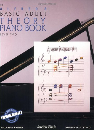 Chords Piano 2 - Alfred's Basic Adult Theory Piano Book Level Two