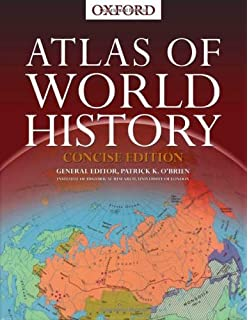 Amazon mastering modern world history 4th ed palgrave master concise atlas of world history fandeluxe Image collections