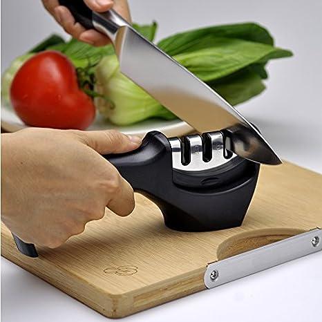 Afilador de cuchillos afilado inteligente para afilar ...