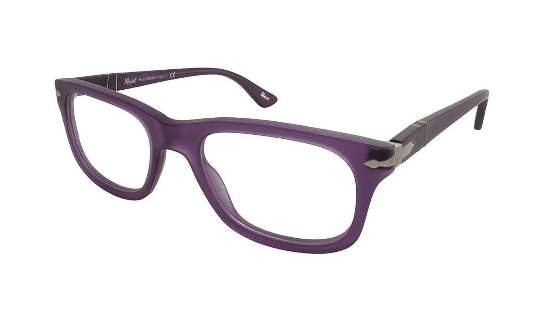d96a7c0dc0 Persol monturas armazones de gafas anteojos 3029 para hombre, color morado,  50 mm Venta