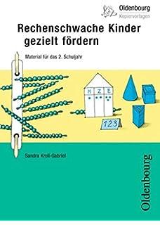 Oldenbourg Kopiervorlagen: Rechenschwache Kinder Gezielt Fördern: 2.  Schuljahr   Band 192. Kopiervorlagen