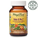 MegaFood - Baby & Me 2, Twice Daily Prenatal and Postnatal Supplement to