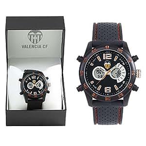 Reloj pulsera valencia cf analogico digital caballero for Valencia cf oficinas