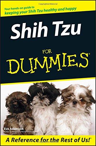 Shih Tzu Dummies Eve Adamson product image