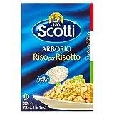 Riso Scotti Arborio Risotto Rice - 500g (1.1lbs)