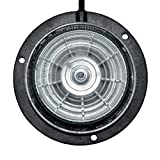 BLP20L9P-12-30V-DC-UNDERCOVER-LOW-PROFILE-LED-EMERGENCY-WARNING-SAFETY-BEACON