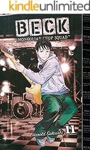BECK Vol. 11 (comiXology Originals)
