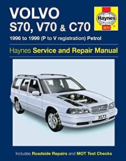 volvo v70 s80 haynes publishing 9780857339072 amazon com books rh amazon com 1999 Volvo S70 1999 Volvo C70