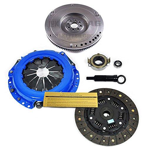 Toyota Celica Flywheel - EFT STAGE 1 CLUTCH KIT+FLYWHEEL PRIZM VIBE CELICA COROLLA MATRIX MR2 1.8L 5-SPEED