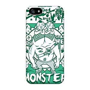New Premium OBGawoz7774RxfNe Case Cover For Iphone 5/5s/ Power Monster Protective Case Cover