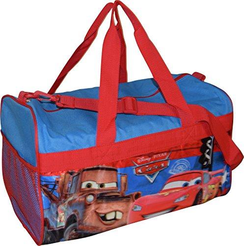 Disney Pixar Cars Lighting McQueen 18 Carry-On Duffel Bag