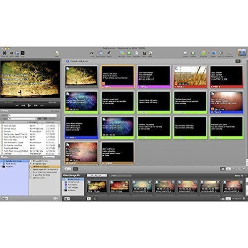 ProPresenter 6 Review – Making Presentations During Live