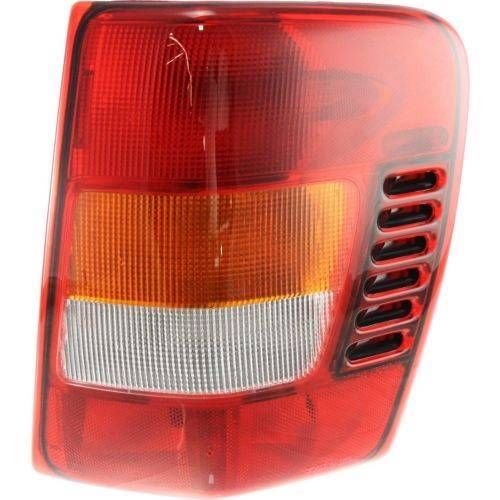 Grand Cherokee Passenger Side Replacement Tail Light Assembly (03 Jeep Grand Cherokee Tail)