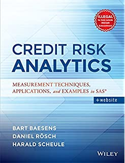 Amazon Com Credit Risk Modeling Using Excel And Vba 9780470660928