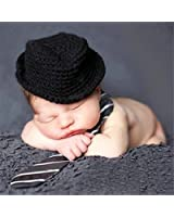0-9 Months Newborn Baby Knitting Hat Photo Photography Prop