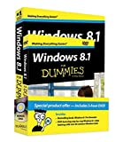 img - for Windows 8.1 For Dummies Book + DVD Bundle book / textbook / text book