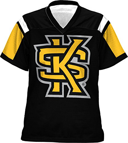 Storm Football Jersey - ProSphere Kennesaw State University Women's Football Jersey (Thunderstorm) FD211